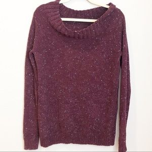Hinge Scoop Neck Chinelle Sweater